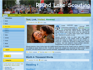 Round Lake Scouting